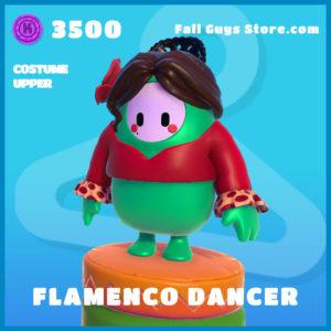 flamenco dancer uncommon costume upper fall guys skin