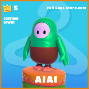 AiAi legendary costume lower fall guys skin