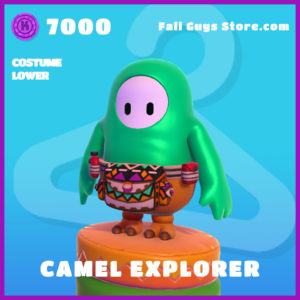 camel explorer epic costume lower fall guys skin