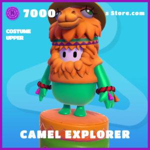 camel explorer epic costume upper fall guys skin
