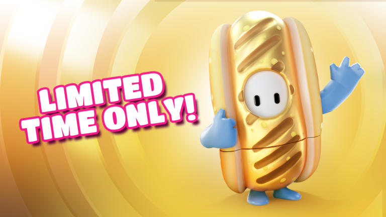 Fall Guys: Grab the Golden Hotdog with the Return of Glizzy Gang Showdown!