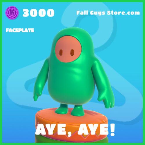 Aye,-aye!-faceplate